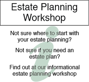 McManus Estate Planning workshop